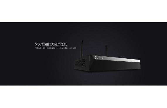X5C互联网无线录像机